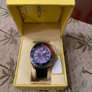 Invicta men's watch in the box with tags